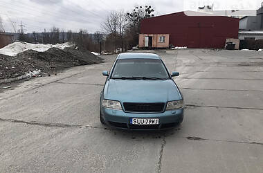 Audi A6 GAZ  TURBO 1998