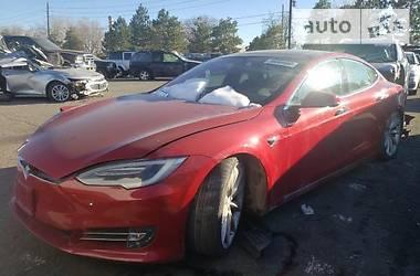 Tesla Model S P100D performance 2017