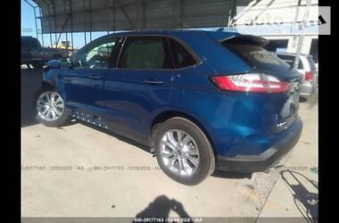 Ford Edge titanium platinum 2020