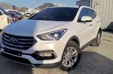 Hyundai Santa FE Premium  2016