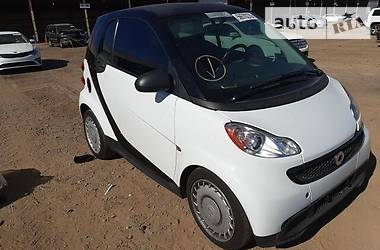 Smart Fortwo Pur 2013