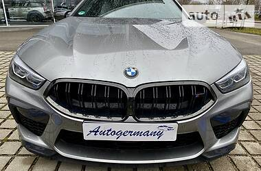 BMW M8 Gran Coupe Competition xDrive 2020