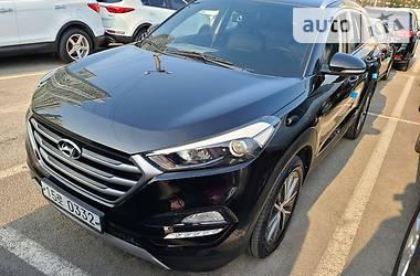 Hyundai Tucson 4WD 2016