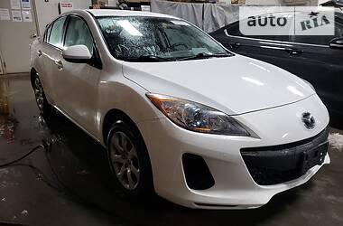 Mazda 3 l 2013