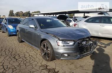 Audi A4 quattro 2016