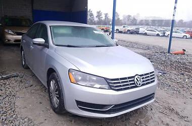 Volkswagen Passat B7  2014