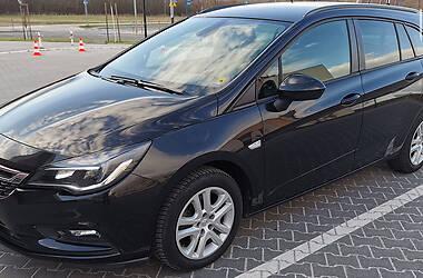 Opel Astra K Sports Tourer  CDT 2018