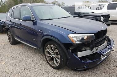 BMW X3 I 2015