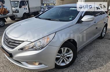 Hyundai Sonata LPI 2012