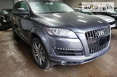 Audi Q7 Premium Plus 2014