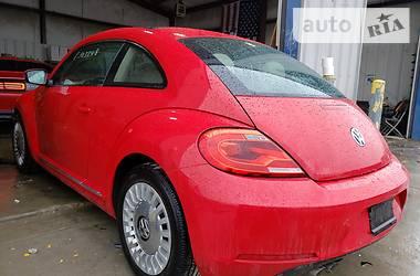 Volkswagen Beetle SE 2013