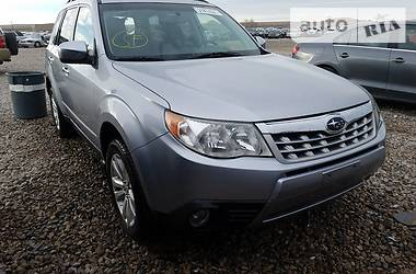 Subaru Forester Limited 2012