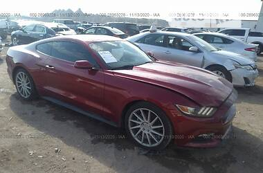 Ford Mustang SE 2015