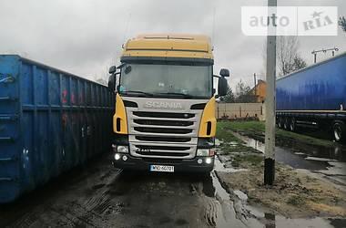 Scania R 420 SCANIA R 420 Mega 2012