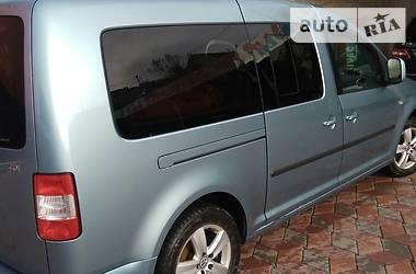 Volkswagen Caddy пасс. Maxsi 2010