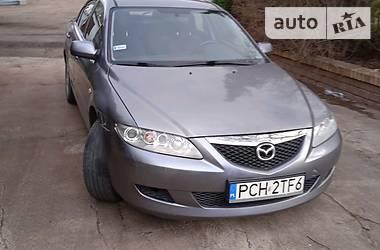 Mazda 6 2 2004
