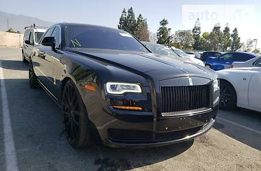 Rolls-Royce Ghost  2015