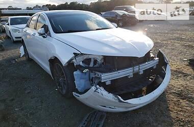 Lincoln MKZ AWD 2014
