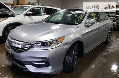 Honda Accord EX  2017