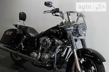 Harley-Davidson FLDE FLD 1 2012