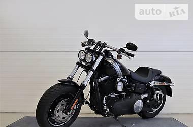 Harley-Davidson Dyna Fat Bob FXDF 2014
