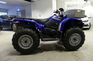 Yamaha Grizzly 4WD 2008