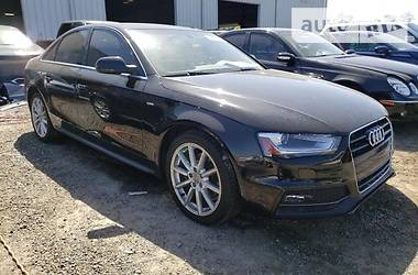Audi A4 premium slain  2015