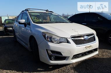 Subaru Impreza SPORT LIMITED 2015