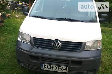 Volkswagen T5 (Transporter) груз.  2007