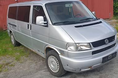 Volkswagen Caravelle Lastedition 2003