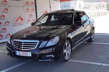 Mercedes-Benz E 350  2010