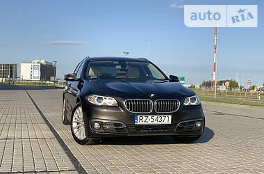 BMW 525 luxury 2014
