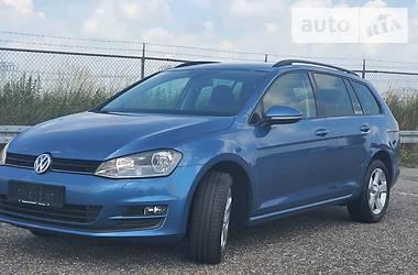 Volkswagen Golf VII VAriane Comfortline  2013