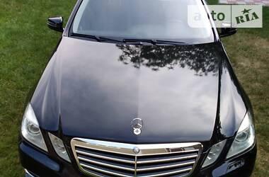 Mercedes-Benz E 200  2012