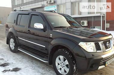 Nissan Pathfinder R51 2005