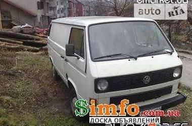 Volkswagen T2 (Transporter) 1989