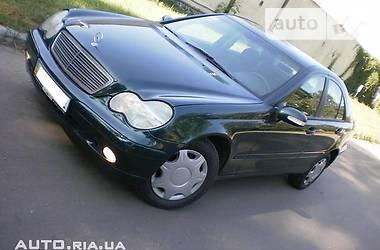 Mercedes-Benz C-Class 200 2002