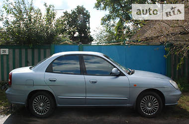 Daewoo Nubira 2 2003