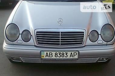 Mercedes-Benz E-Class 210 1998