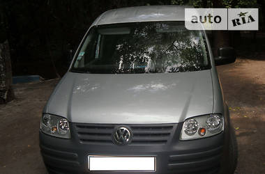 Volkswagen Caddy пасс. 1.9 2005