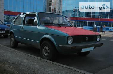 Volkswagen Golf I 1980