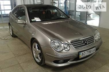 Mercedes-Benz C-Class C200 Designo 2004