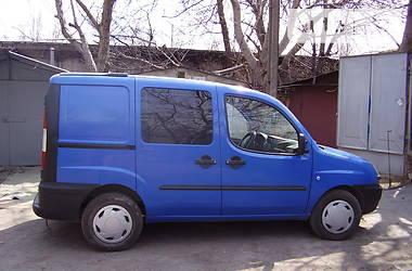 Fiat Doblo пасс. 2005