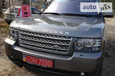 Land Rover Range Rover 4.4 TDV8 Voque 2013