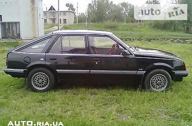 Opel Ascona 1985