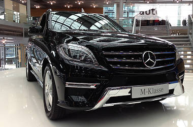 Mercedes-Benz ML 350 CDI  4-Matic 2015