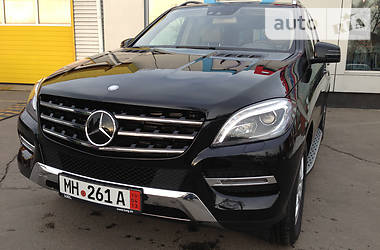 Mercedes-Benz ML 350 Blue Tec 4Matic 2016