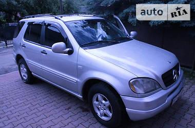 Mercedes-Benz ML 320 2001