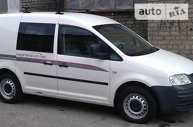 Volkswagen Caddy груз. 2006