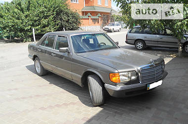 Mercedes-Benz S 300 1986